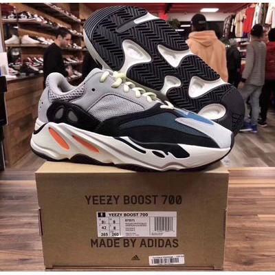 7be578b50b19d 100%original Adidas Yeezy 700 Runner Boost sport shoes