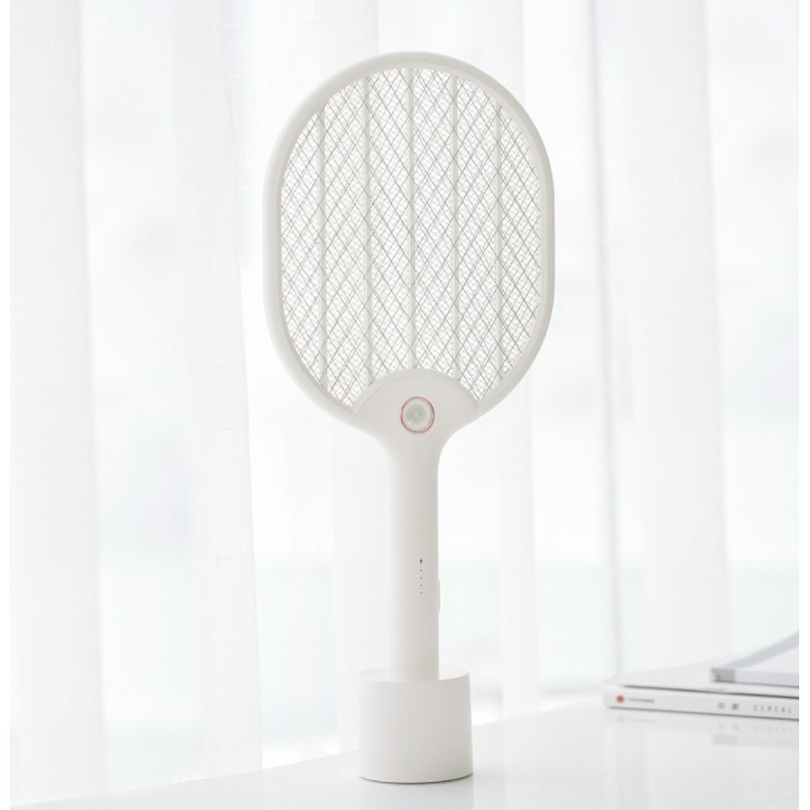 Xiaomi mijia rechargeable electric mosquito swatter pure white 1 ...