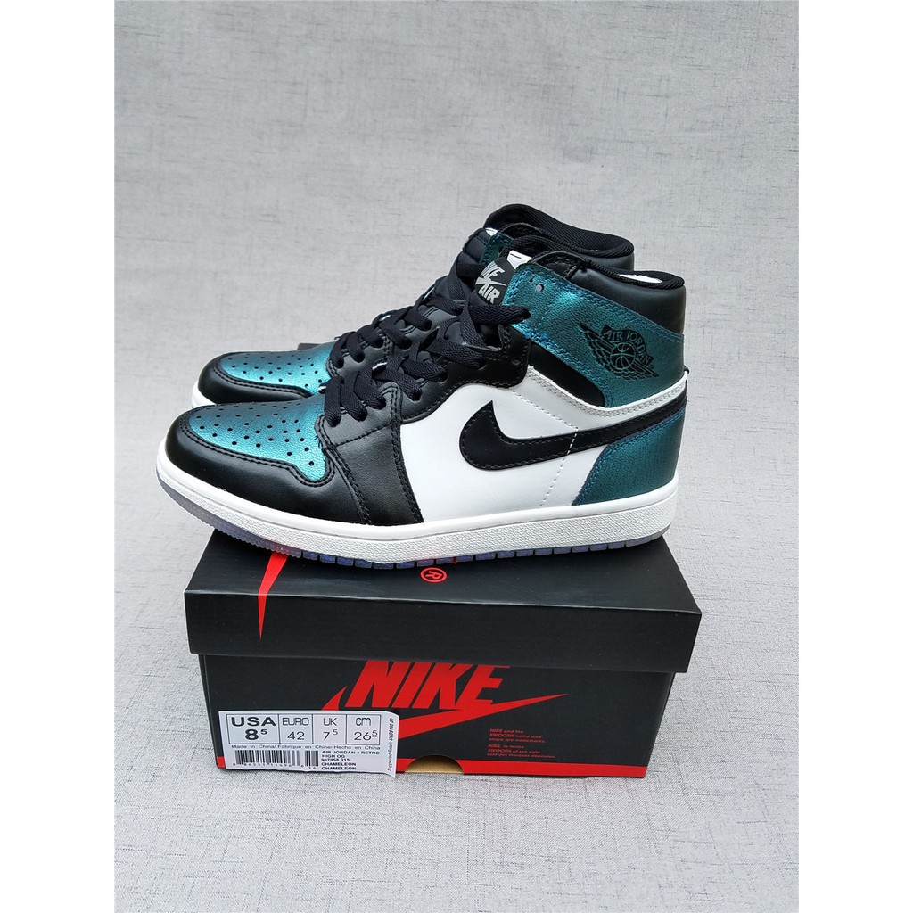 Generacion hemisferio resbalón  COD Air Jordan 1 Retro High OG Premium Sneakers | Shopee Philippines