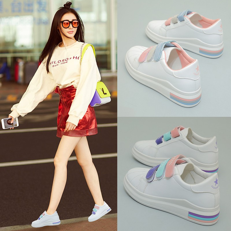 94b8457f2a ROUTE35 Lorene Fashion Women Sneakers Rubber Shoes SK-02