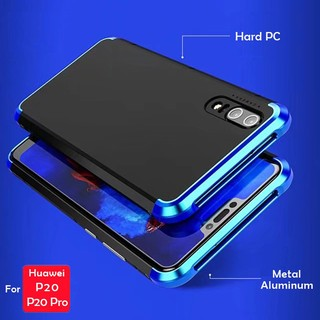 competitive price 8909f 56d1c Huawei P20 Pro P20 Magnetic Adsorption Metal Case | Shopee Philippines