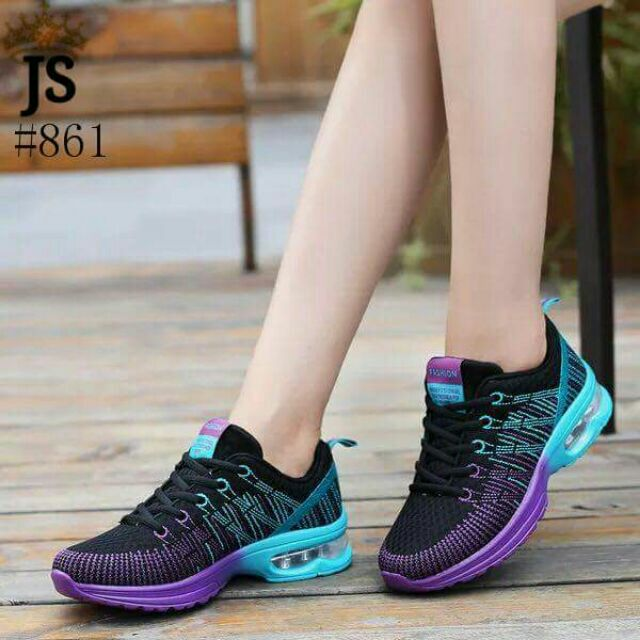 NEW COLOR RUBBER SHOES FOR WOMEN