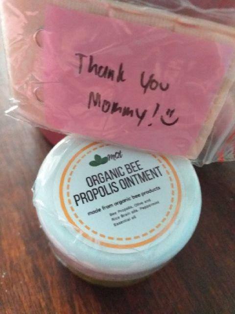 MQT Organic Bee Propolis Ointment | Shopee Philippines