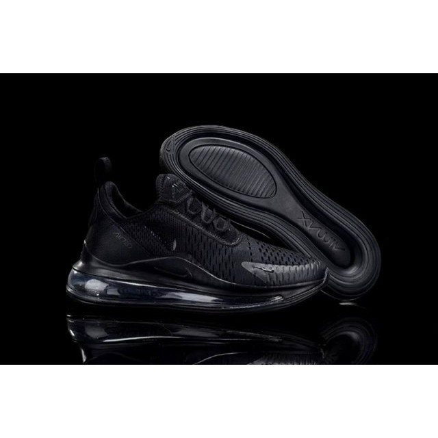 Nike Airmax 720 Triple Black (OEM) Authentic Quality