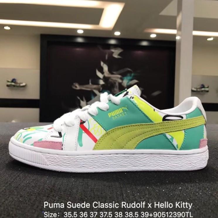 hello kitty x puma suede
