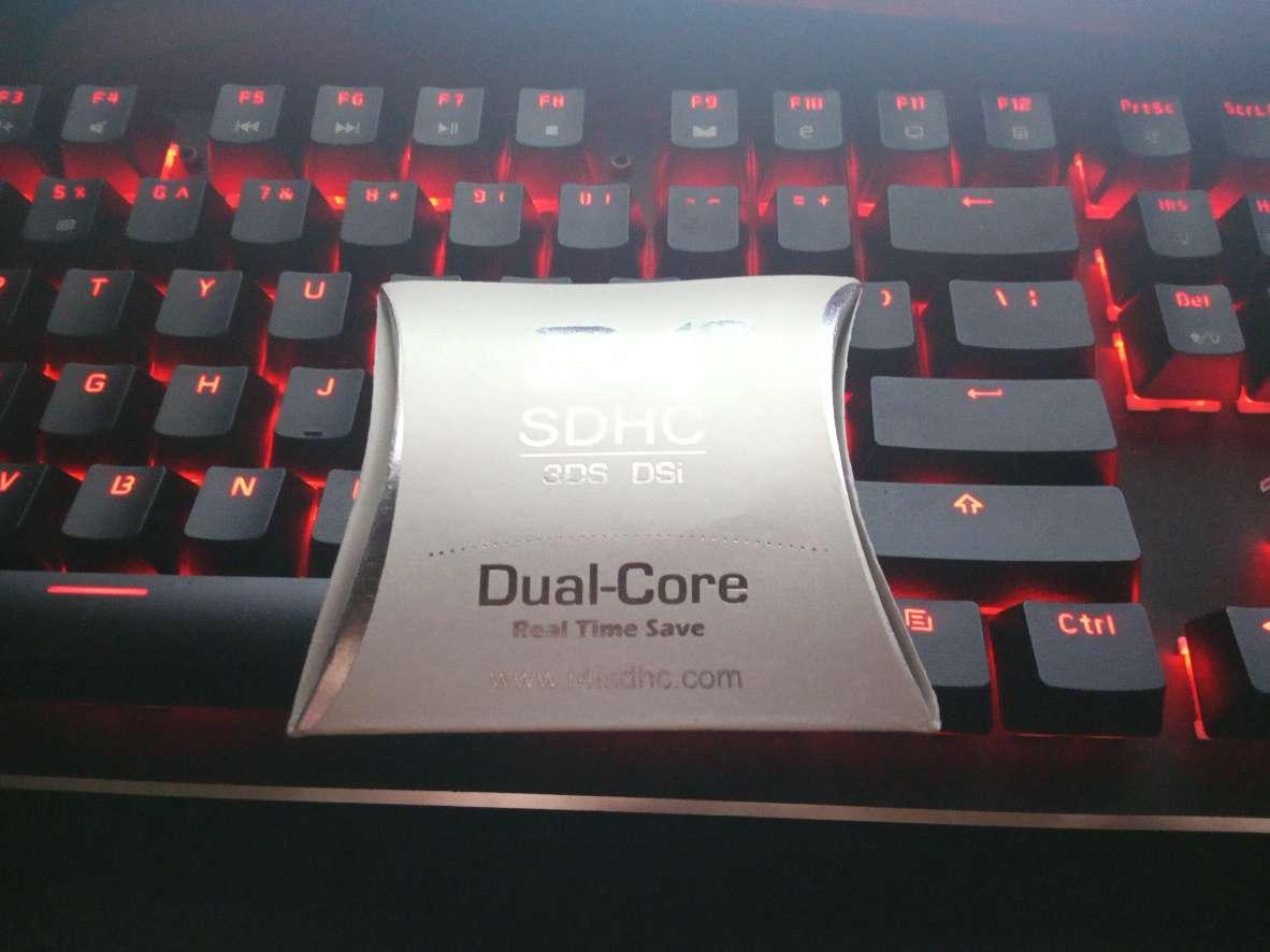 R4 DUAL CORE 2019 for NTRBOOT DS DSi 2DS 3DS 8GB / 16GB R4i
