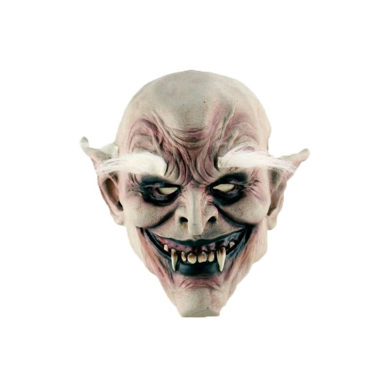 Adult Terror Elf Mask Halloween Scary Skull Horror Fancy Dress Costume Accessory