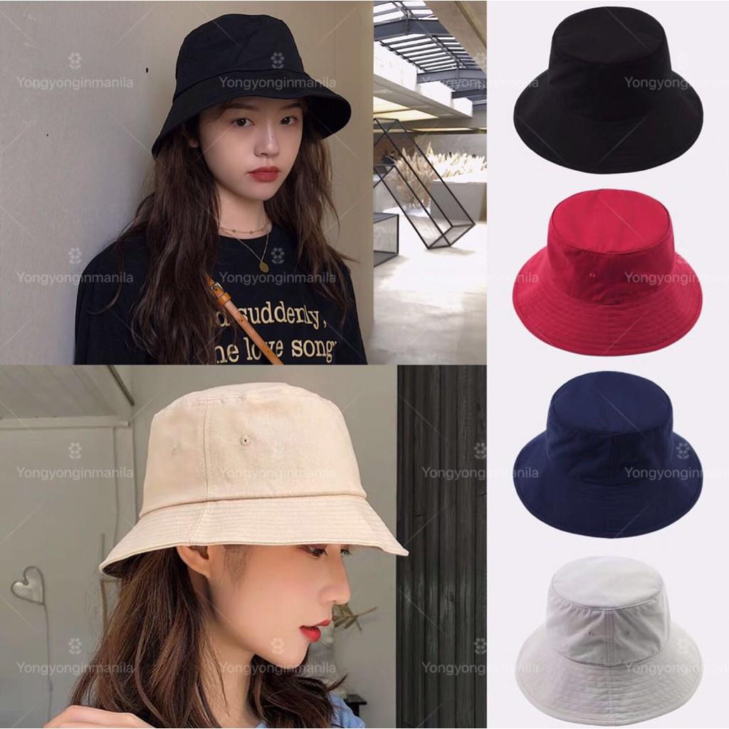 Bucket Hatte Korean Fashion Clearance 28a96 5e533