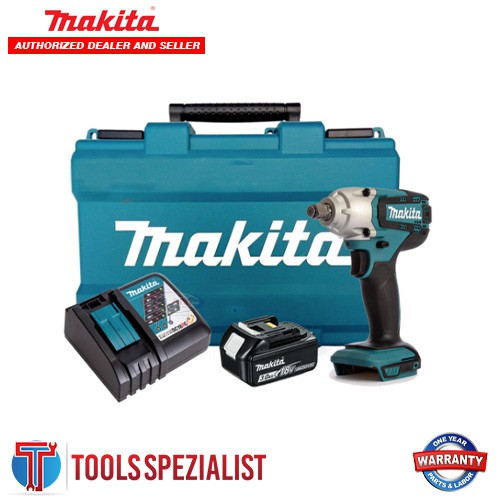 Makita Cordless Impact Wrench Dtw190rf Shopee Philippines