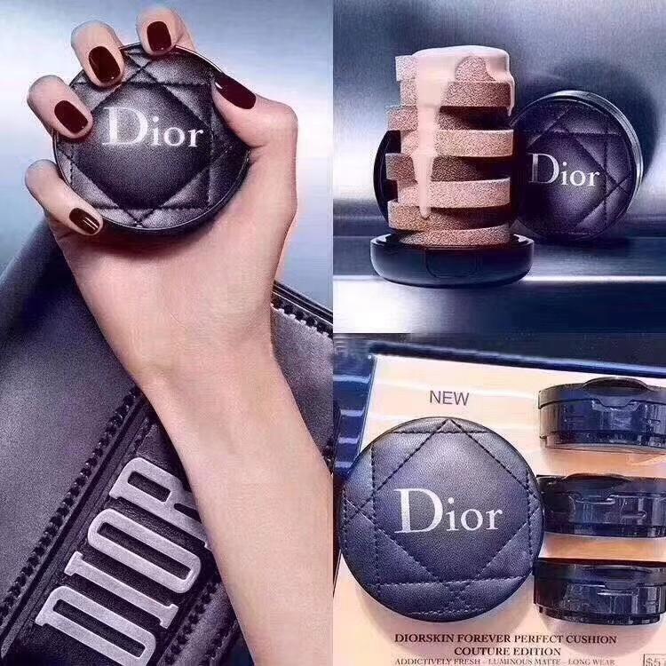 Dior Forever Long Lasting Cushion Powder Bb Cream Brighten Skin Tone