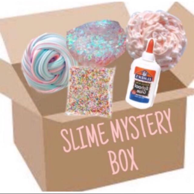 Mystery Slime Gift Box Set