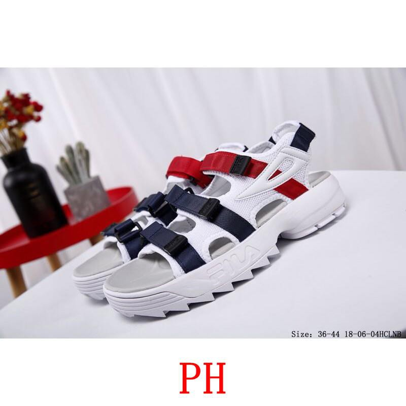 FILA Fila Disruptor SD Destroyer 2 generation Large sawtooth Three layer combination outsole Summer