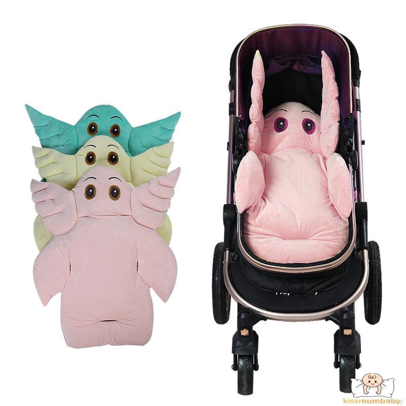 ⛄TT-Universal Cartoon Animal Print Stroller Seat Covers Soft Pram Car Seat  Cushion Cover Pad | Shopee Philippines