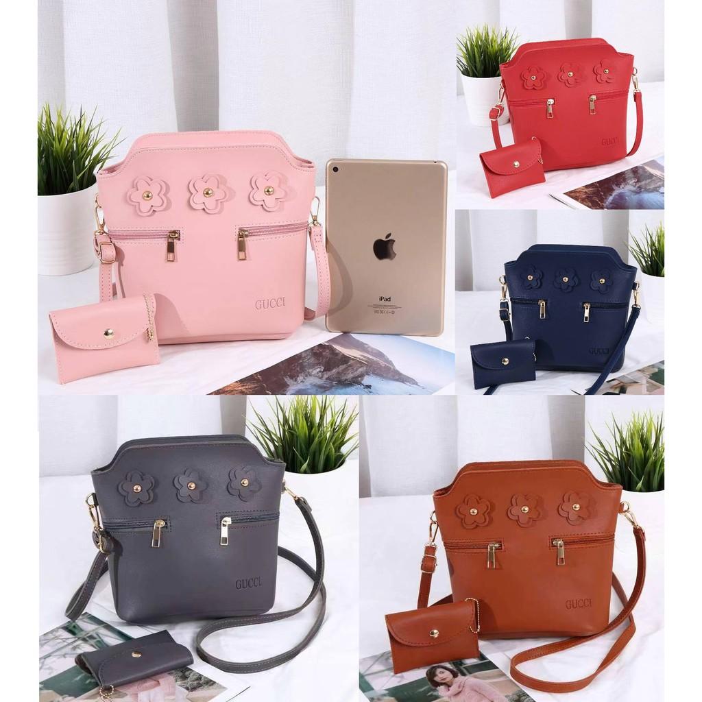 cbe841de Gucci 2in1 Medium Leather Fashion Sling Bag