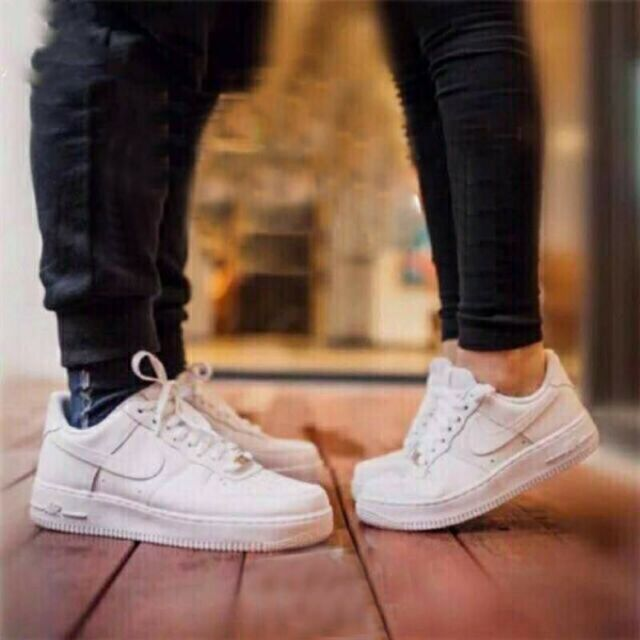 Nike Air Force 1 Fashion For Women And Men Shoes Cod Shopee