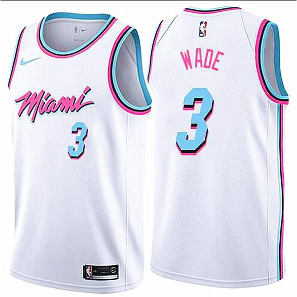 Dwyane Wade Miami Heat Swingman Jersey  cod  4fa9e423c