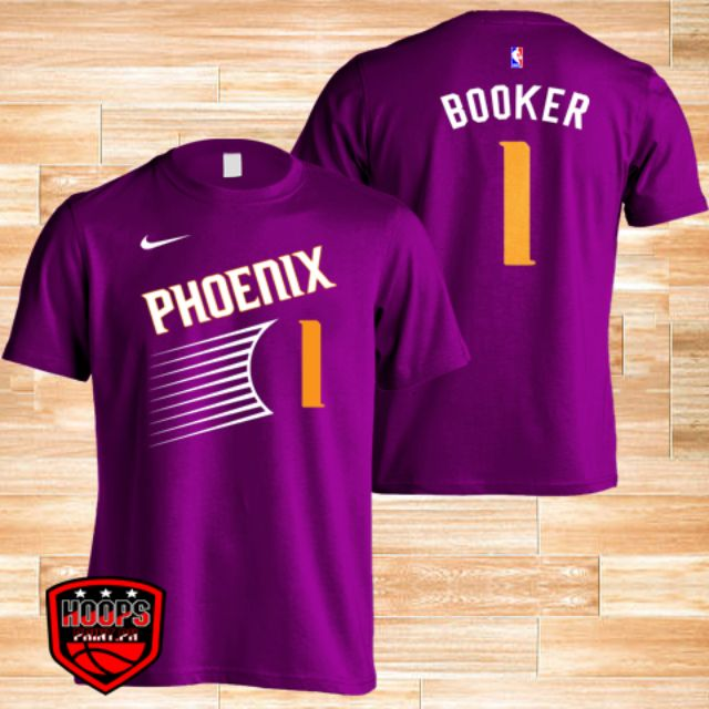 outlet store 17e7a ca0d1 NBA DEVIN BOOKER PHOENIX SUNS SHIRT