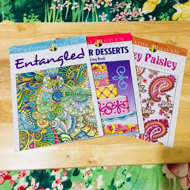 Creative Haven Coloring Book Shopee Philippines