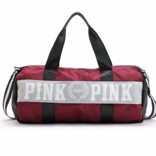 fbb8592ab124fa Victoria's Secret PINK Sports Gym Duffle Bag | Shopee Philippines