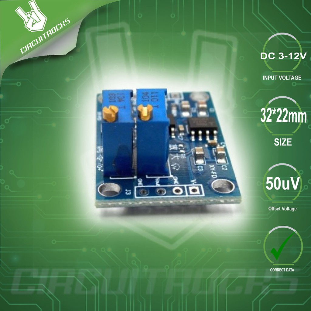Lm386 Low Voltage Audio Power Amplifier Shopee Philippines
