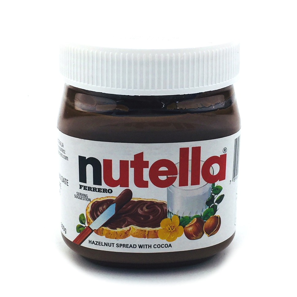 Nutella Ferrero Hazelnut Spread with Cocoa 350g