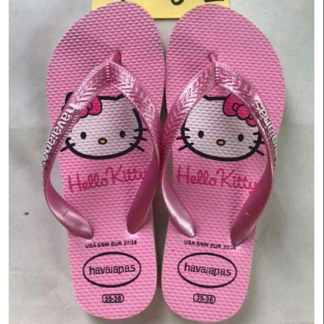 188a67260 Hello kitty flip flop