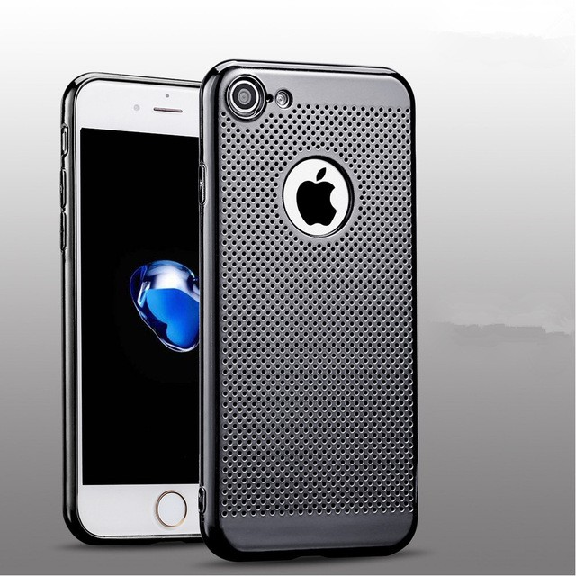 new arrival ddf1c 02014 Cooling Breathable Case IPhone 5 6 7 8 X XS XR XSMAX