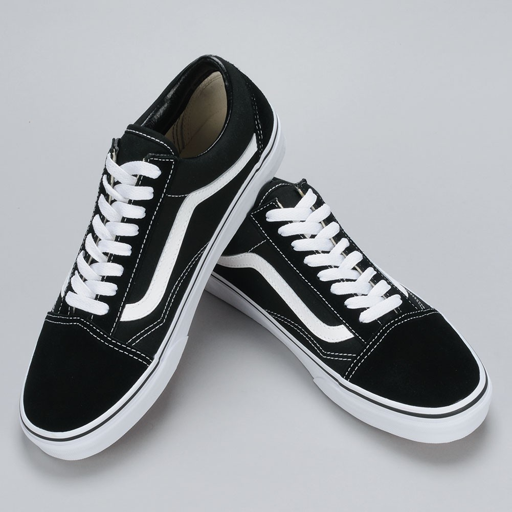 921c54e1dd737 UNISEX Vans Canvas Old Skool Shoes Skateboard Converse