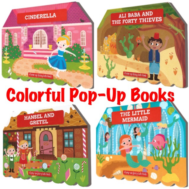 ❤ Toy Building The Three Little Pigs House /& Storybook Playset Educational Story