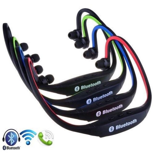 S9 Sports Wireless Bluetooth Headset Earphones