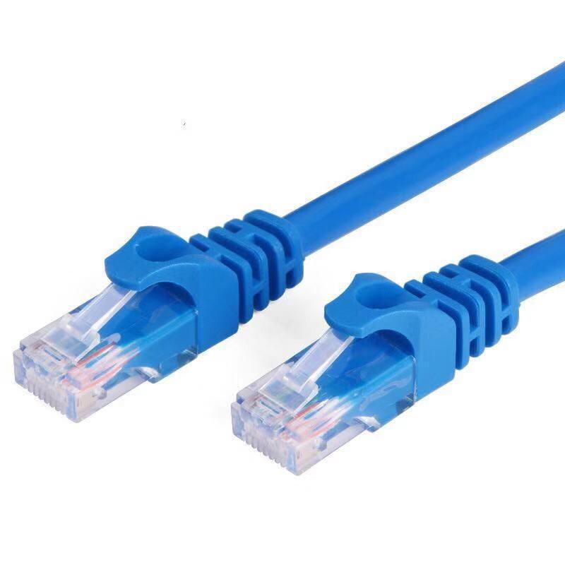 Cat5e Internet Connector Rj45 Ethernet Cable Lan Network Cable Pc 1m 2m 3m 5m 10m 15m 20m 25m 30m Shopee Philippines