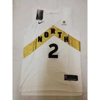 size 40 2d68c 3075a NORTH- 2 Kawhi Leonard NBA Basketball Jersey | Shopee ...