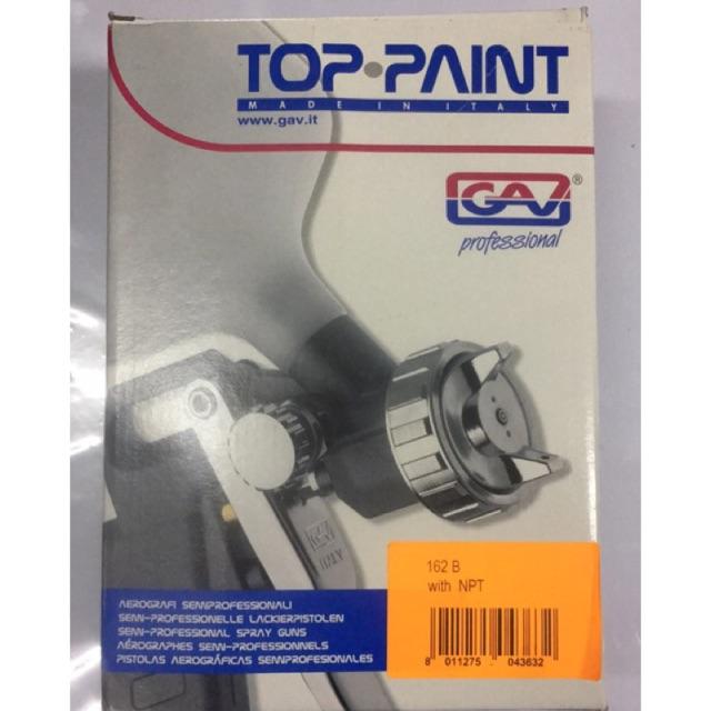 Top Paint Spray Gun Gav Professional Made In Italy Shopee