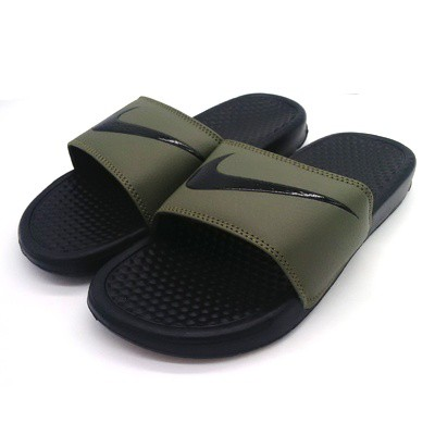 detailed look d4f45 45047 Nike Benassi Slippers (OEM) for Men