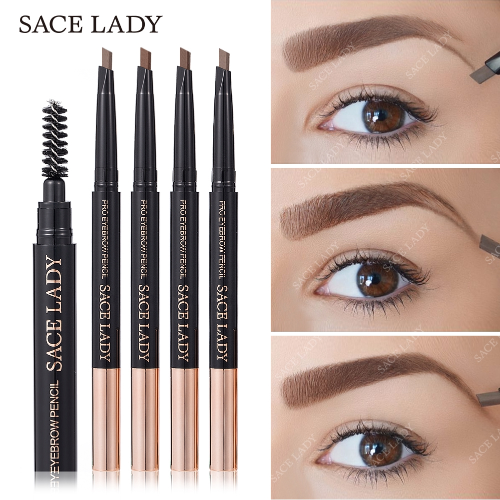 SACE LADY Pro Brow Sculpting Pencil Natural Grooming Definer
