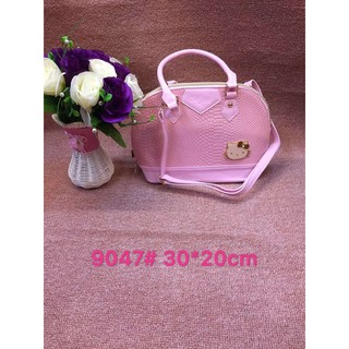 HELLO KITTY HAND BAG WITH SLING  a17d2ade40811
