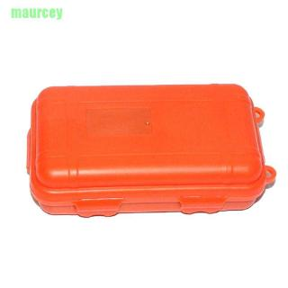 Survival Storage Box Shockproof Waterproof Container Case Dry Box Case Tool