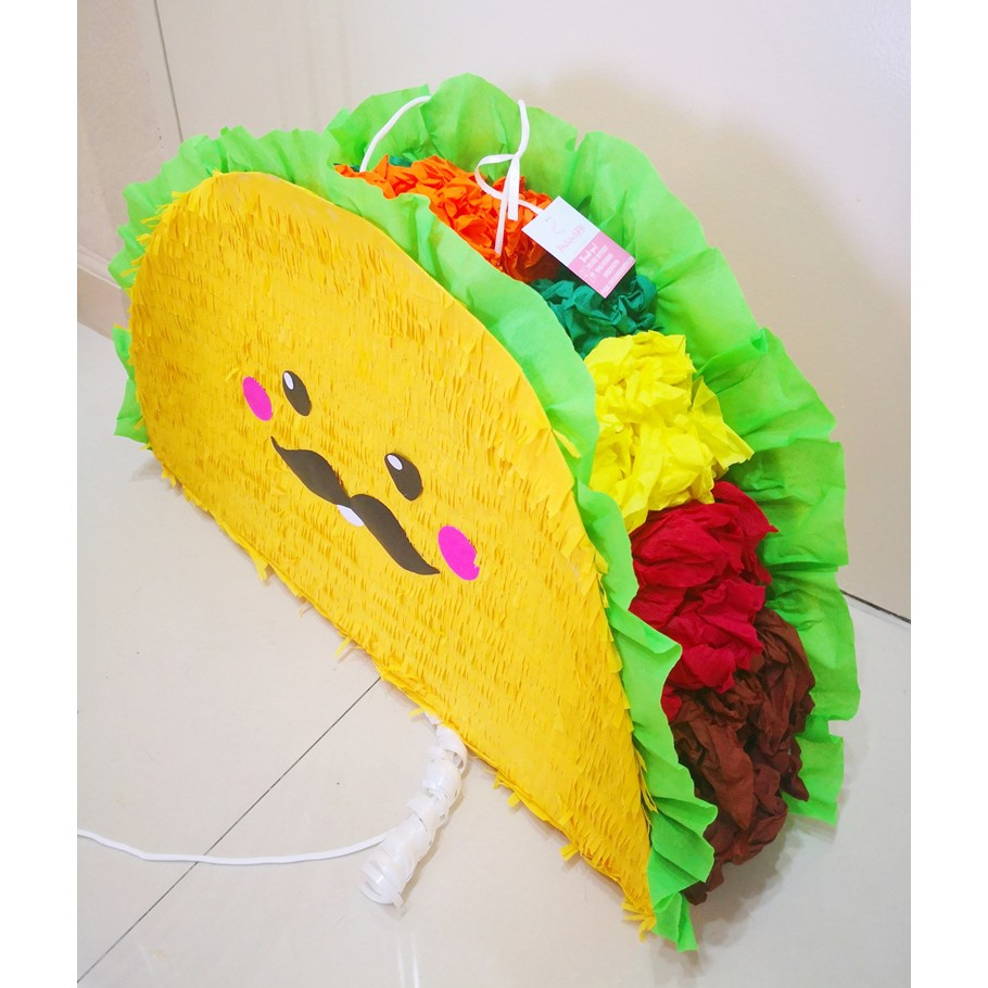 Cute Mexican Taco Pinata Shopee Philippines