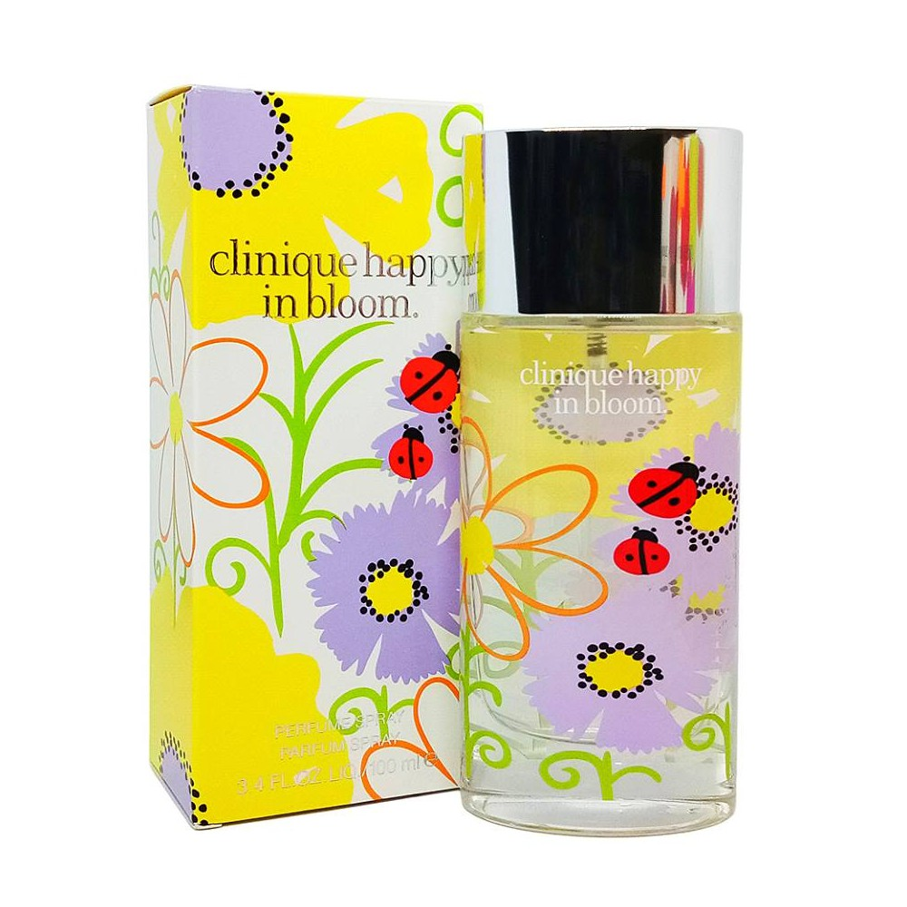 70c057f88 Clinique Happy in Bloom Tulips Eau Parfum for Women 100ml | Shopee  Philippines