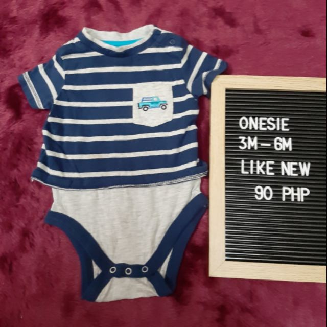 a0fc2afff carters 3m to 6m | Shopee Philippines