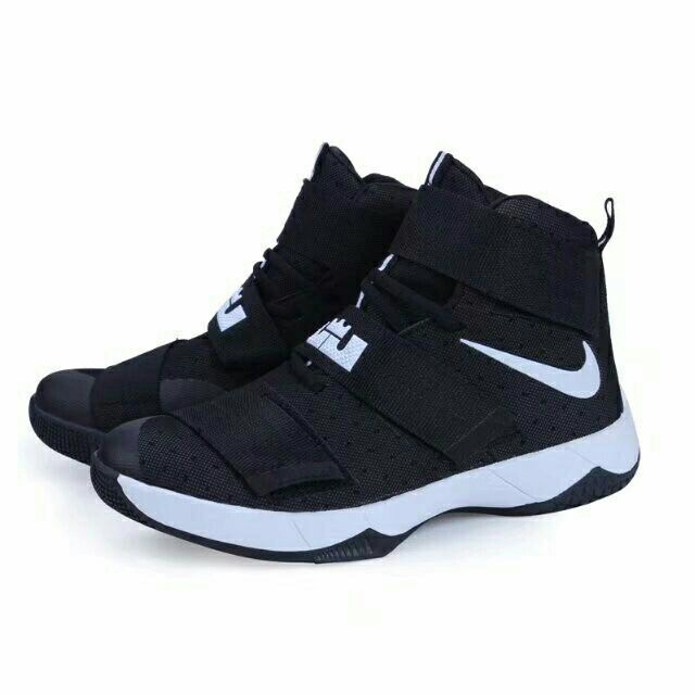 Men And Kids Basketball Shoes Lebronjames Soldier Sport Shopee Philippines