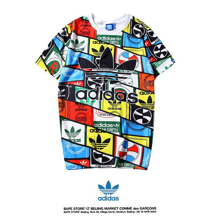 adidas shirt shopee
