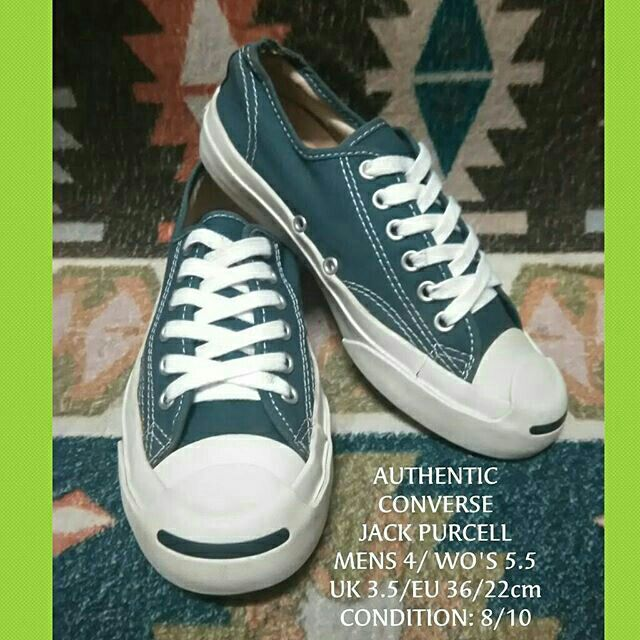 Authentic Converse Jack Purcell  dc0892041