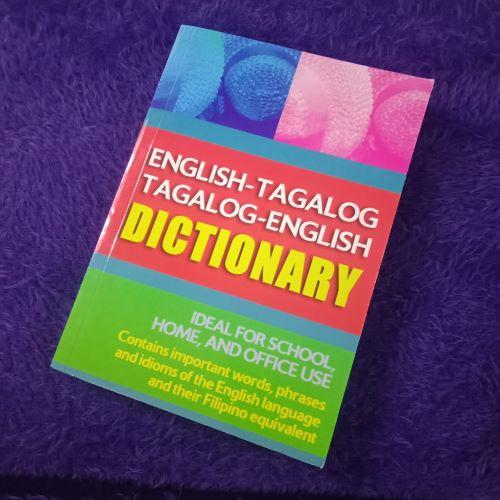 English tagalog to Translate Tagalog