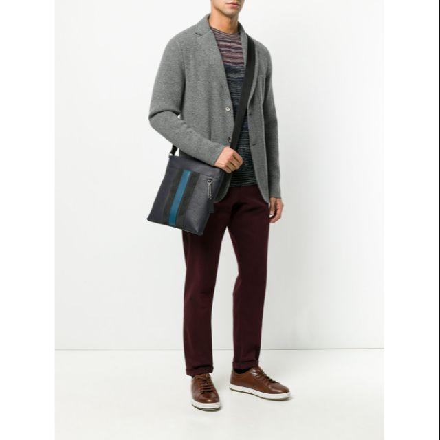 9be5c9f3d8 🎒High Quality Coach Sripe Messenger Bag