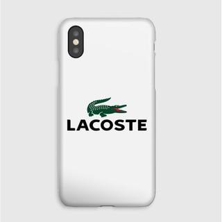 moda buty jesienne 100% jakości Jv LACOSTE Hard Case for iPhone 4/5/6/7/S/Plus/X/Xs Max