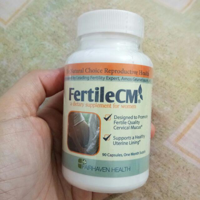 Fertilaid Fertile cm fertilecm | Shopee Philippines