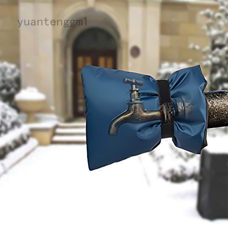Yuantenggm1 Faucet Cover Winter Saving Tap Antifreeze Protection Covers Outdoor Faucet Frost Cover Shopee Philippines