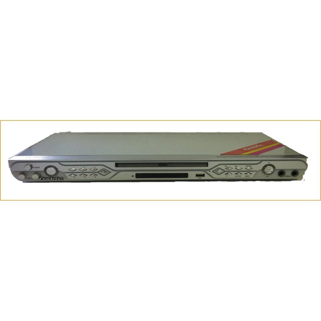 CENTRIX MIDI-911 KARAOKE DVD PLAYER