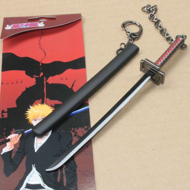 Bleach Sword Keychain Shopee Philippines